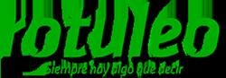 Logotipo rotuleo con eslógan