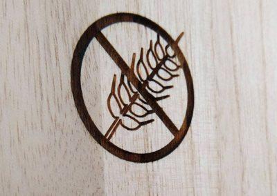Señalización en madera